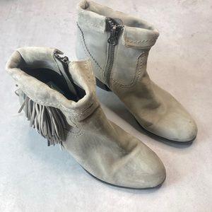 Sam Edelman Louise Fringe Boots